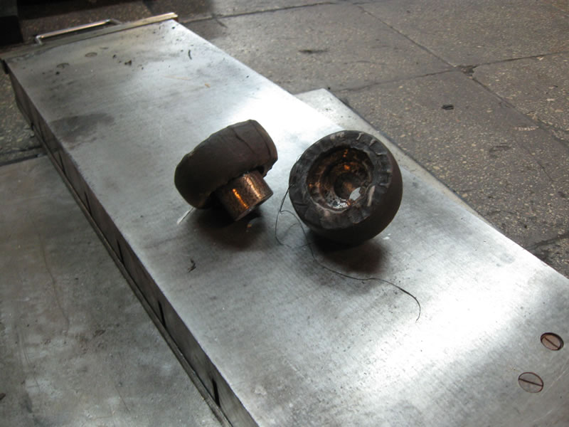 Обрезинивание металла своими руками 41
